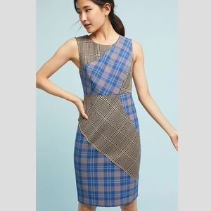 NEW TRACY REESE PLAID DRESS